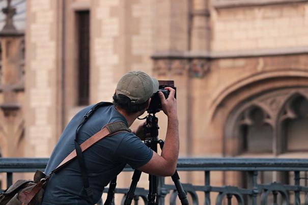 Staňte se profesionálním fotografem!