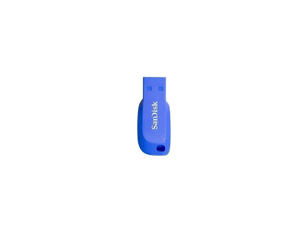 USB FLASH SanDisk 32GB FlashPen-Cruzer  modrá