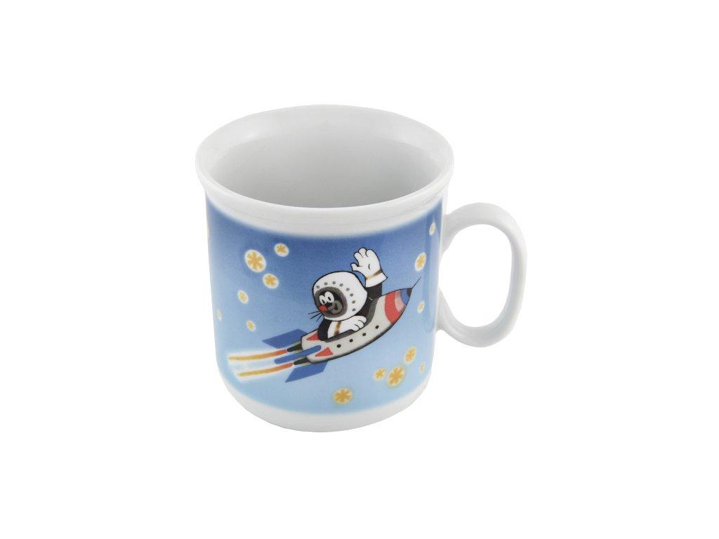Hrneček Krteček - kosmonaut