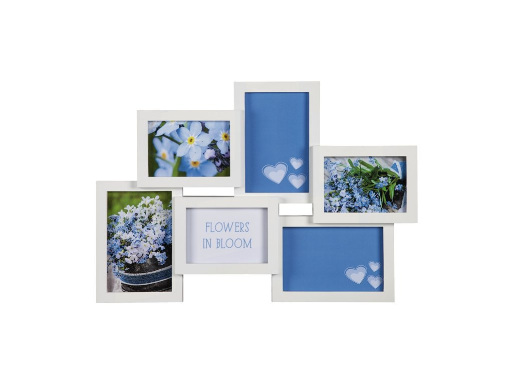 Galerie na více fotografií CLERMONT, 3x 10x15 cm a 3x 9x13cm