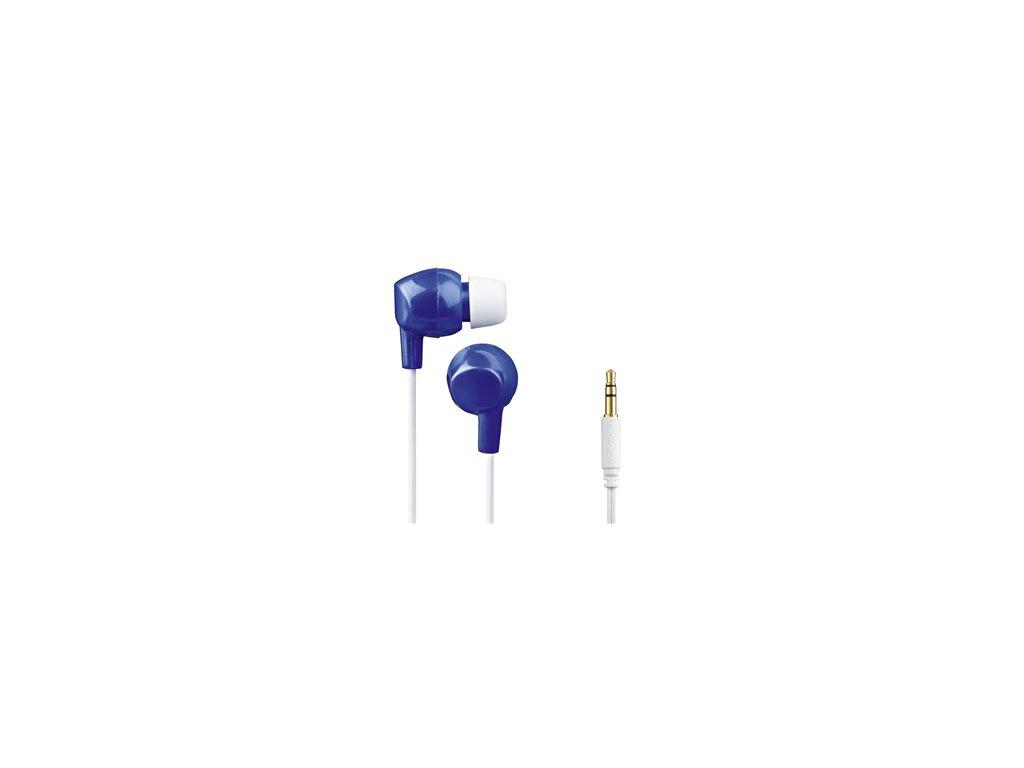 Sluchátka s mikrofonem EAR-3106 THOMSON modrá/bílá