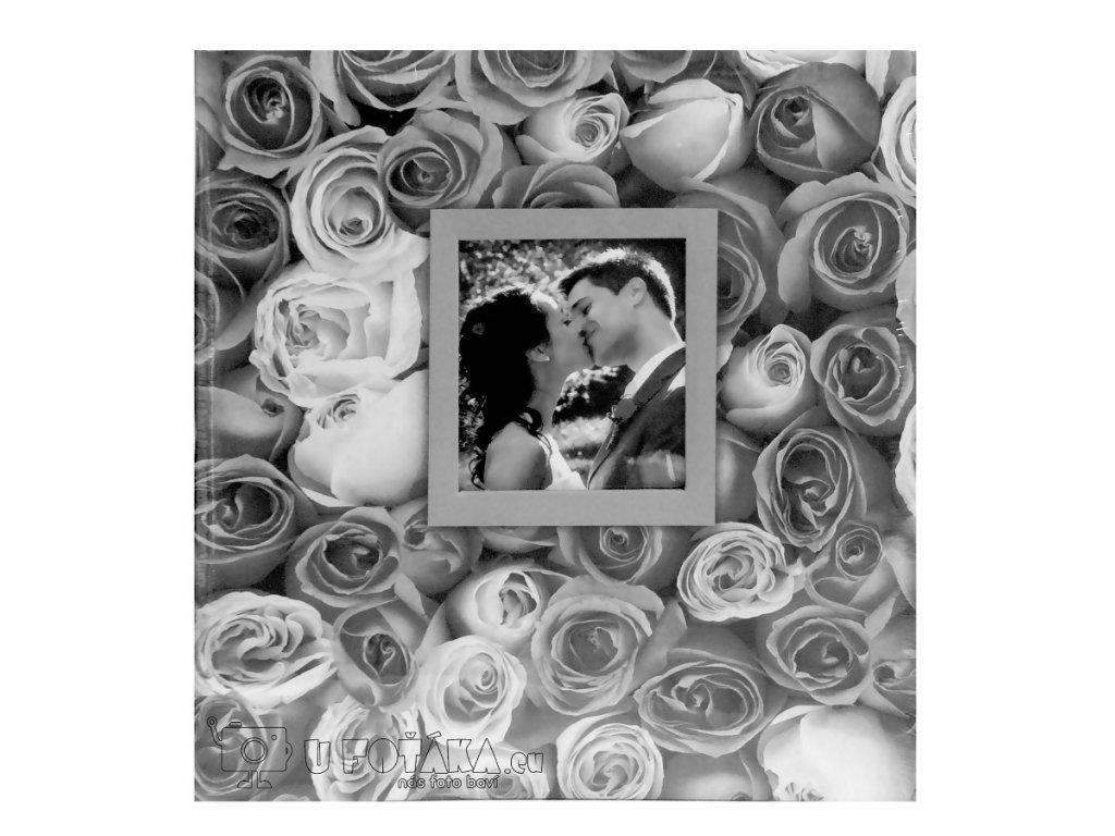 Fotoalbum samolepící růže
