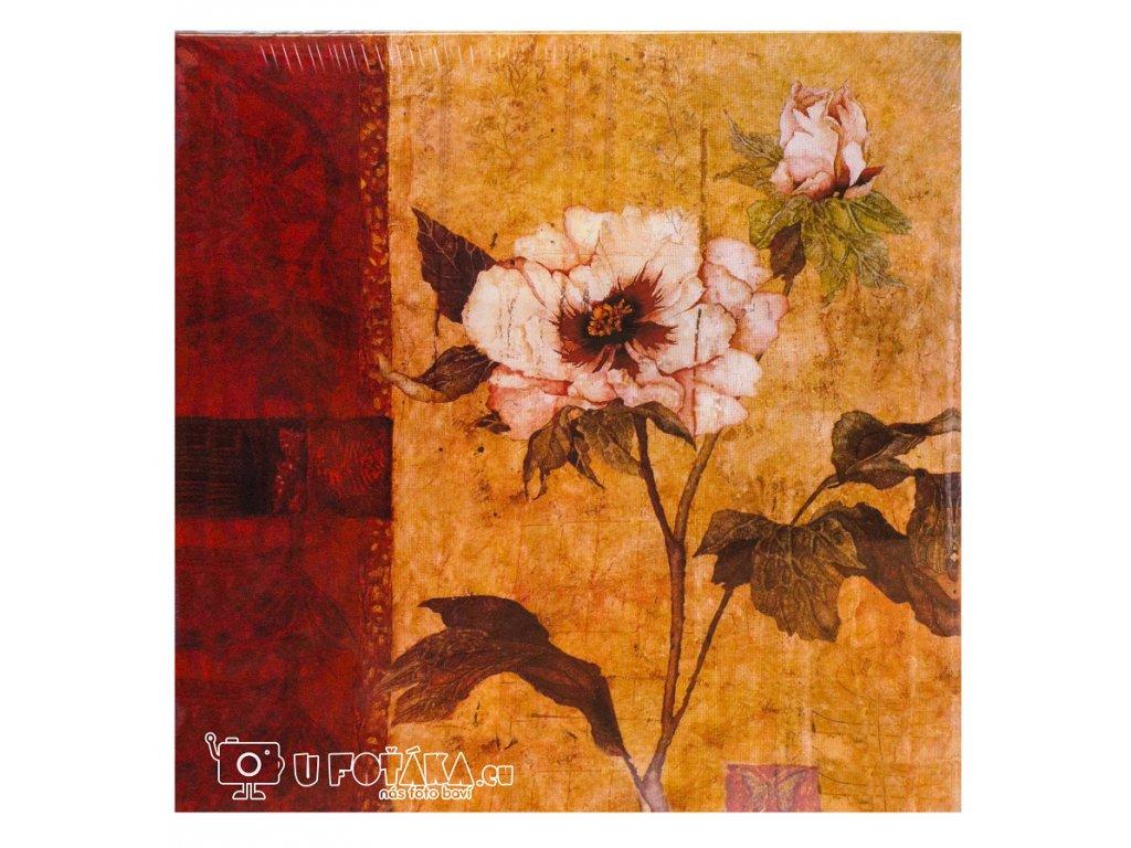Fotoalbum samolepící bílá růže