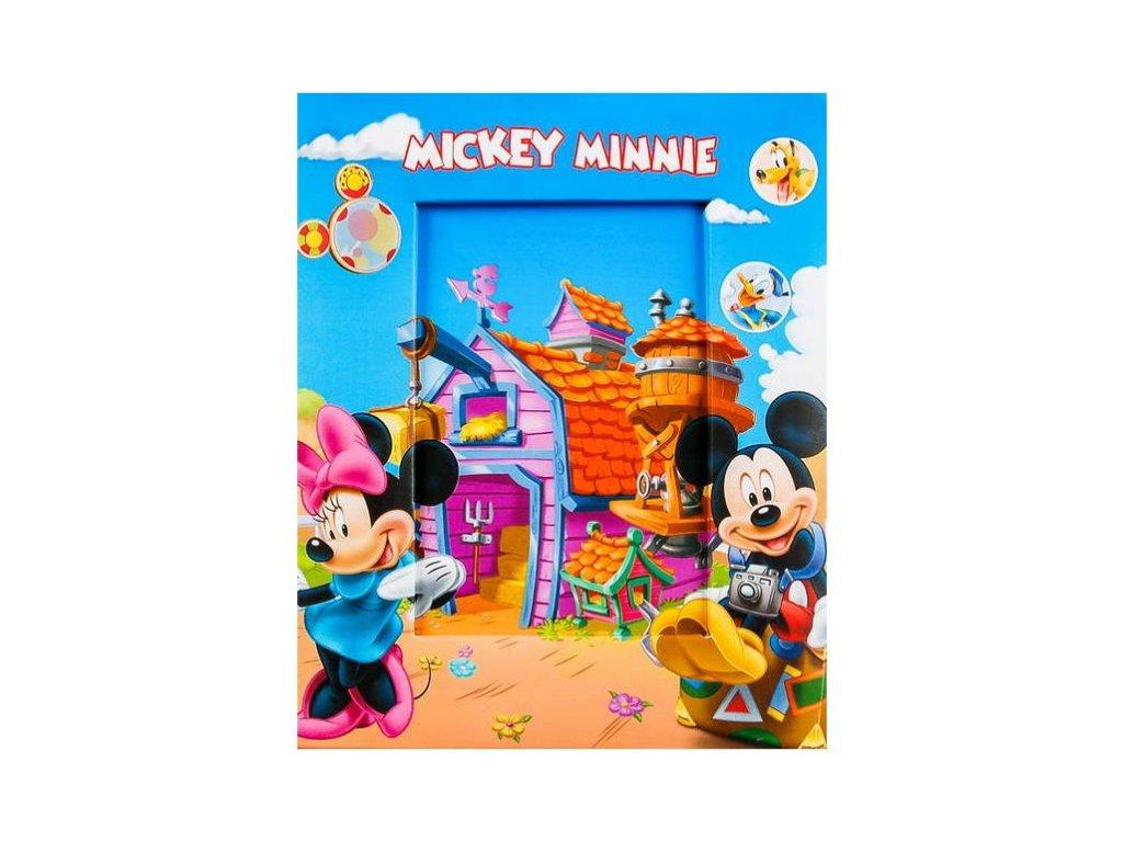 Fotorámeček Disney 10x15 12 Mickey