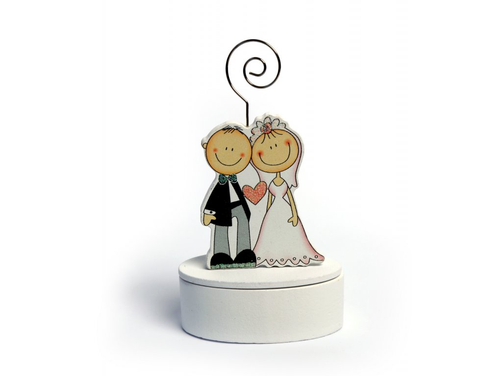 Fotostojánek s krabičkou svatba