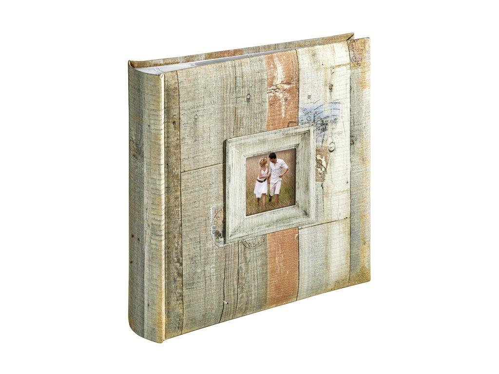 Fotoalbum 10x15/200 COTTAGE - oranžové