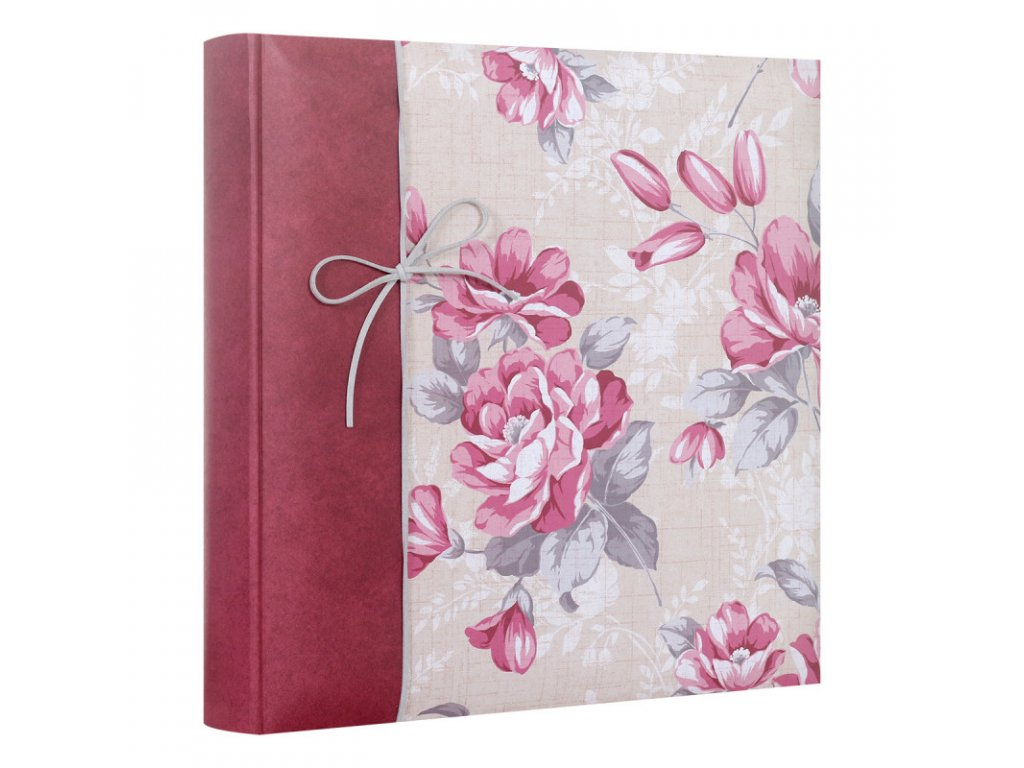 album photo traditionnel jardim rose 60 pages boite cadeau