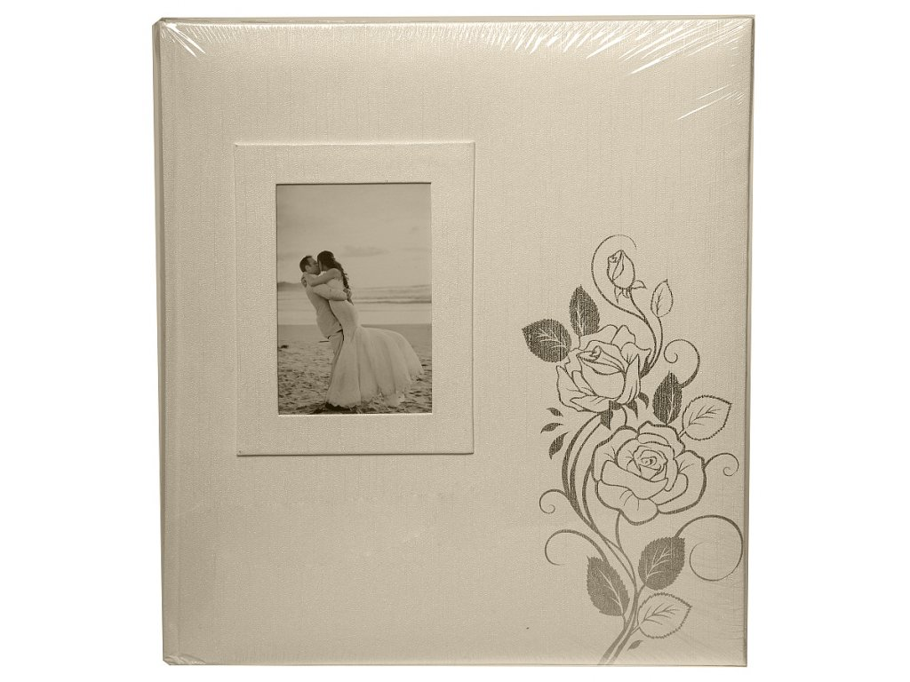 Fotoalbum na růžky 29x32cm 60 stran - CHOICE - sleva