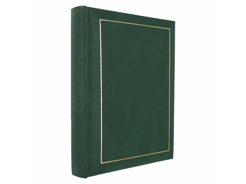 Fotoalbum 13x18/50 CLASSIC zelená