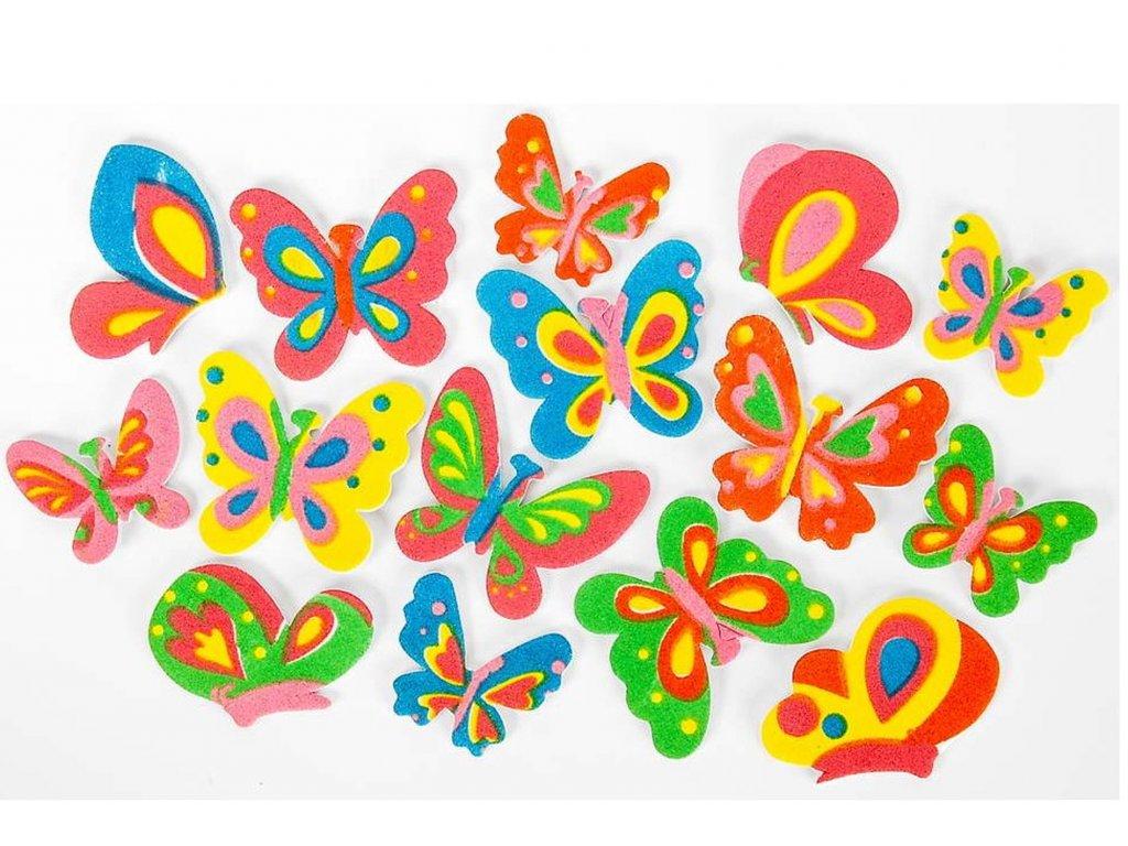 Samolepky motýli 18