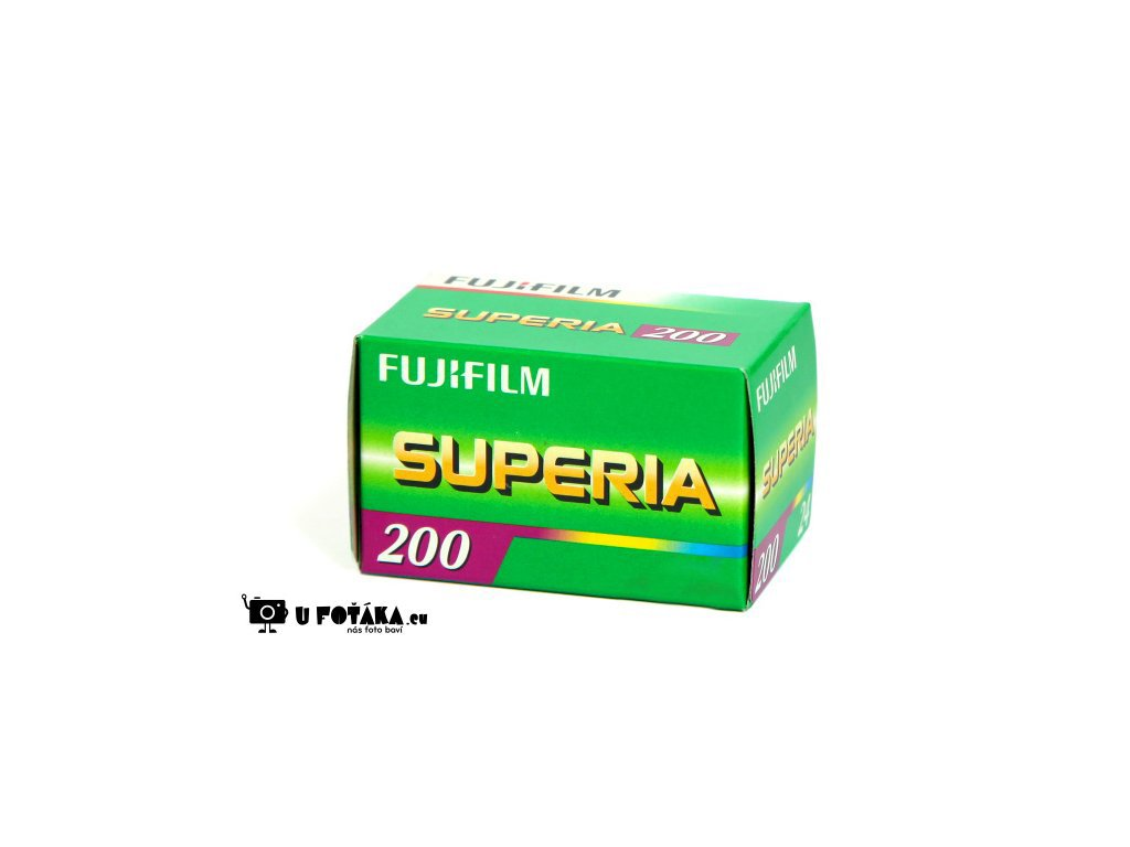 FUJIFILM 36/200 SUPERIA