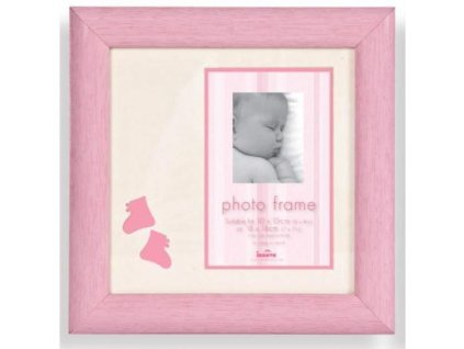 18567 i1 baby pink photo frame
