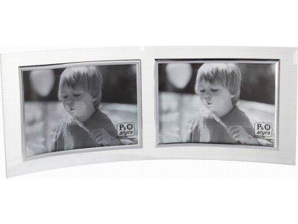 Fotorámeček 2x 13x18 cm šířka