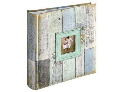 Fotoalbum 10x15/200 COTTAGE - modré