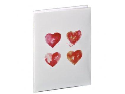 Fotoalbum 10x15/24 srdce 4