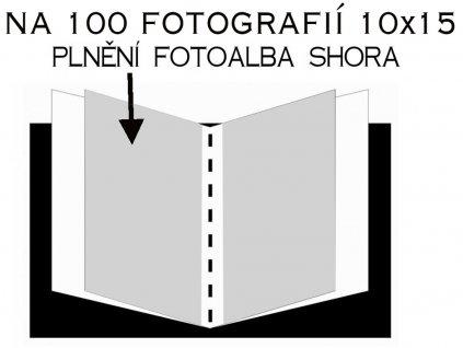 Fotoalbum 10x15/100 moře 2