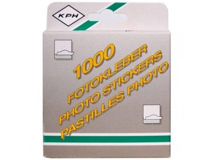 Fotopodlepky pro fotografie - 1 000 kusů KPH
