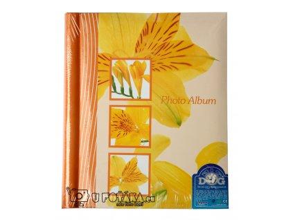 FOTOALBUM  SAMOLEPÍCÍ SA-20S žluté květy