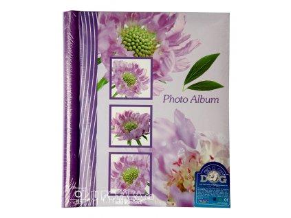 FOTOALBUM  SAMOLEPÍCÍ SA-20S fialové květy