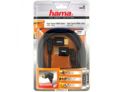 HDMI kabel otočné vidlice