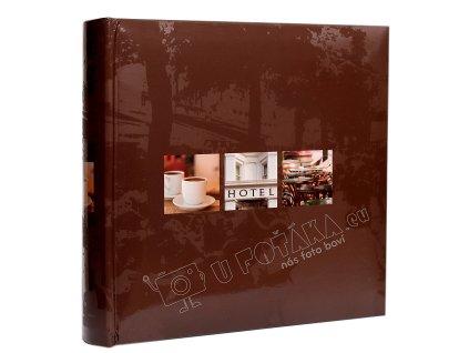 Fotoalbum 10x15/200 - kavárna hnědé