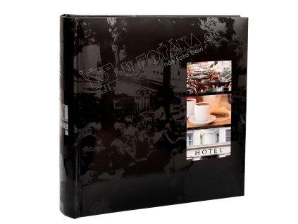 Fotoalbum 10x15/200 - kavárna černé