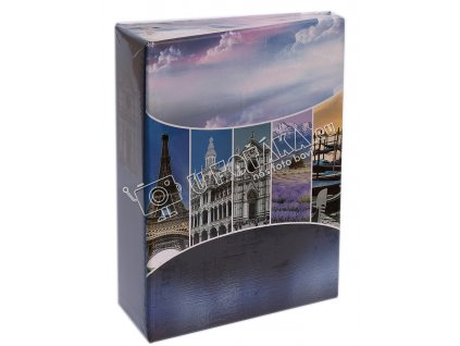 Fotoalbum 10x15/100 města