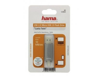 USB FLASH Laeta Twin 32GB duo