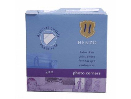 Fotorůžky pro fotografie bílé - 500 kusů
