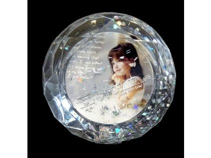Těžítko foto diamant + FOTO
