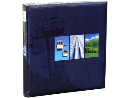 Dětské fotoalbum na růžky 60 stran - Goldbuch hory