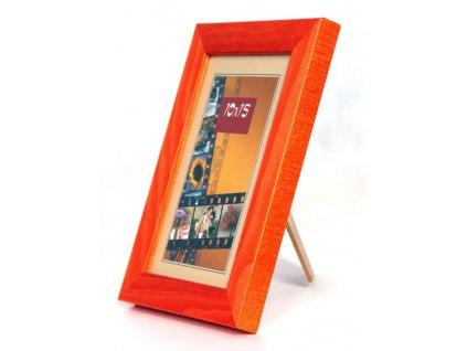 Fotorámeček 24x30 dřevěný CODEX - různé barvy