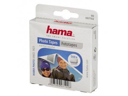 Fotopodlepky pro fotografie - 500 kusů HAMA