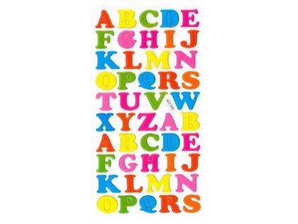 abeceda barevná