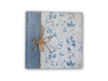 Fotoalbum GARDEN BLUE, 11X16 / 200