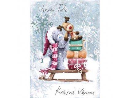 Blahopřání Me to You - Jenom Tobě Krásné Vánoce