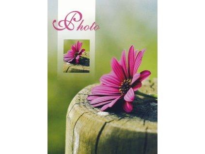 Fotoalbum 15x21/36 - sešit květina