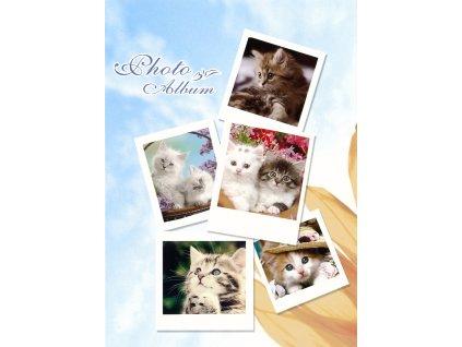 Fotoalbum 10x15/36 kočky