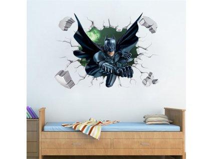 samolepky na zed batman zed 2