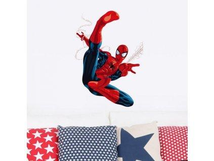 samolepky na zed spiderman b 4