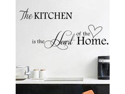 samolepky na zed kitchen