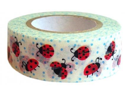 Lepící páska dekorační BERUŠKY