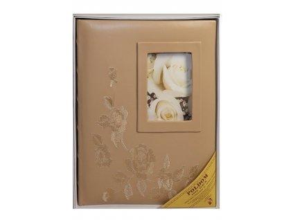 Fotoalbum na růžky 25x9,7 cm 40 stran - APLO