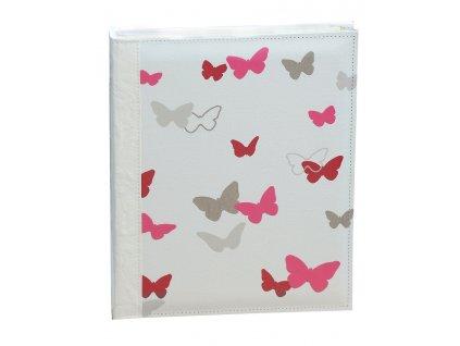 FOTOALBUM  SAMOLEPÍCÍ DRS-50 motýlci 2