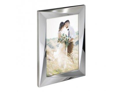 Fotorámeček 13x18 cm kovový - Romance