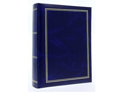 fotoalbum classic modré