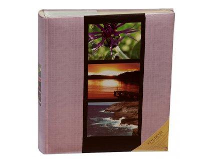 Fotoalbum na růžky 29X32 cm 100 stran Poldom LÉTO
