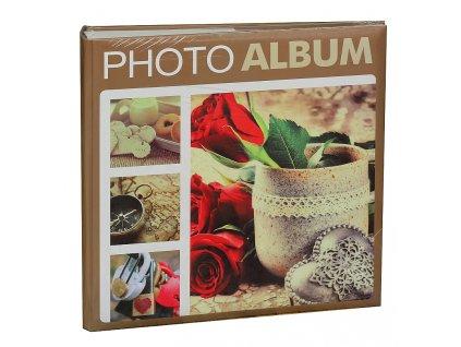 Fotoalbum 10x15/500 Terracotta 1 béžové