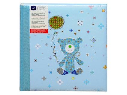 Fotoalbum na růžky TURNOWSKY TEDDY modrý