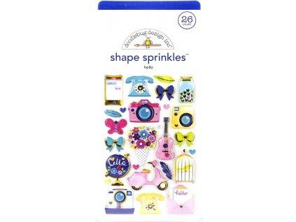 stickers doodlebug design